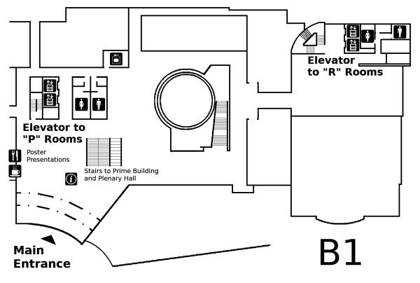 Venue Floor Plans Koreatesol