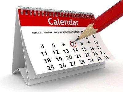 calendars of events koreatesol