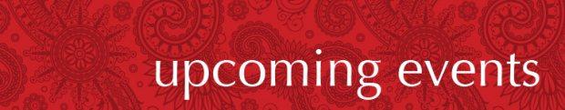 Upcoming Events - Domestic ELT